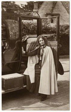 E Pankhurst