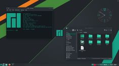Arch based Linux OS. My day to day OS. Desktop Environment, Free Opening, Building A Website, Open Source, Operating System, For Everyone, Linux, Arch, Software