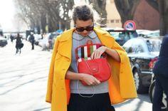 street fashion - woman / via STREETFSN