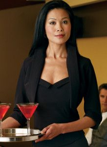 Cocktail uniforms casinos