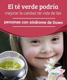 El té verde podría mejorar la calidad de vida de las personas con síndrome de Down A día de hoy se desconoce qué causa el síndrome de Down. Lo único que la ciencia ha podido definir es que la clave está en una ligera alteración del cromosoma 21.