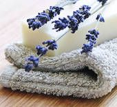 Lavender is locally harvested here in WA. Lavender oil is perfect for spa massages, soaks or wraps.