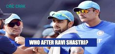 Ravi Shastri's contract is over. What next for the Indian team now?