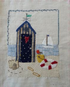 Scrap,quilt and stitch: Free de juillet