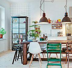 Roseland Greene: Stockholm