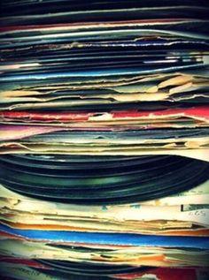 Vinyl shopping