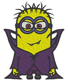 Hey, I found this really awesome Etsy listing at https://www.etsy.com/listing/208690551/halloween-minion-despicable-me