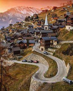 Vernamiège, Suiza
