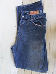 *Mens Levi's 501 Jeans *40 x 34*Button Fly*