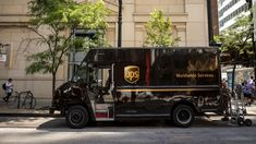 UPS is introducing a fleet of custom-built hybrid electric trucks with batteries that can last longer than a typical electric truck battery. The Second City, 2nd City, Electric Truck, Electric Power, Hybrid Trucks, Four Hundred, Automotive Engineering, United Parcel Service, Greenhouse Gases