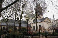 Eglise Sainte-Marguerite. Paris 11e