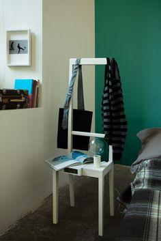 Alfred chair/clothes hanger - Stumme Diener von Covo | Architonic
