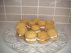 Delicious sugar free Melting Moment Biscuits....Yummy (made with Dextrose)