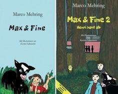 Endlich die Buchreihe, die mit der Bauernhofromantik aufräumt! www.maxundfine.de #vegan #kinderbuch #vegan