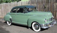 1947 Nash 600 Super Brougham Coupe