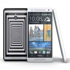 Effet Visuel assuré ! Donnez un style différent a la coque arriere de votre smartphone HTC ONE mini tout en assurant sa protection. #Coque #M4 #HTC #Mini #fun #Case #one