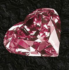 "The immaculate 169.01 ct. gemstone, nicknamed "" The Pink Sweetheart,"" is the world's largest heart shaped morganite and was mined in Minas Gerais, Brazil."