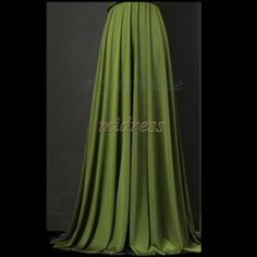 Wedding Bridesmaid Long Skirt Olive Maxi Full Length Sage Skirt Girls Teen Bridesmaid Jersey Skirt Teal Kids on Etsy, $55.00