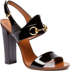 Gucci Black Sandal