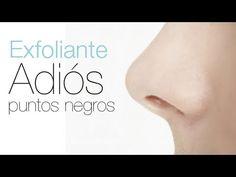 """para un maquillaje perfecto... antes una piel perfecta =) ▶ Adios a los puntos negros """"Mascarilla Exfoliante casera"""" - YouTube"""