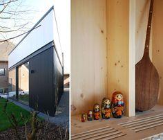Garden Office by VDP-Plus