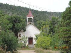 Church, Mora, New Mexico, USA