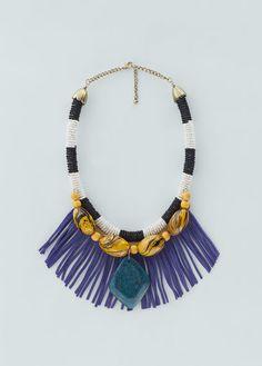 Jewellery for Woman | MANGO Czech Republic