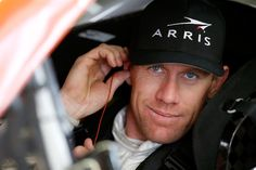 At-track photos: Saturday at Las Vegas Saturday, March 5, 2016 Carl Edwards gets ready to practice in his backup No. 19 Joe Gibbs Racing Toyota after wrecking Friday during qualifying. Photo Credit: Photo by Todd Warshaw/Getty Images