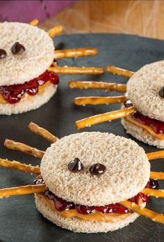 18 sándwiches creativos para niños que les encantarán.   #creatividad #sándwiches #comidacreativa