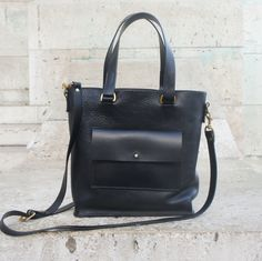 Eleanor - Milled Leather Tote by GRACEGORDONLDN on Etsy https://www.etsy.com/listing/206626479/eleanor-milled-leather-tote