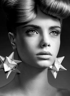 Simply stunning! #hair #makeup #beautiful