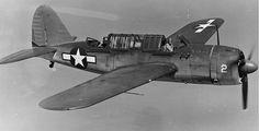 Brewster F3A-3 Corsair
