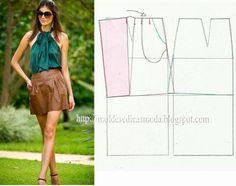 Mostrando Modelos de faldas para dama con patrones01.jpg