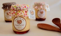 Pudim no pote Mini Tortillas, Belle Cake, Cake In A Jar, Love Chocolate, Cooking Time, I Foods, Sweet Recipes, Food And Drink, Tasty