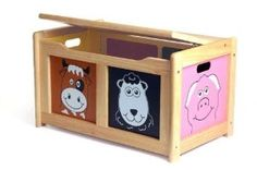 Pintoy Farmyard Toy Chest by Pintoy - Pintoy Toys £79.99