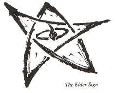 The elder sign by tallon.deviantart.com on @deviantART