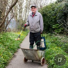 #portrait 365 a personal project to photograph a different person, using my Fuji x 100s, each day of 2014. This one of a volunteer litter picker is no.92. Please visit www.craigprentis.co.uk to see the rest.