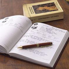 book journal #books #journal #paper #organize