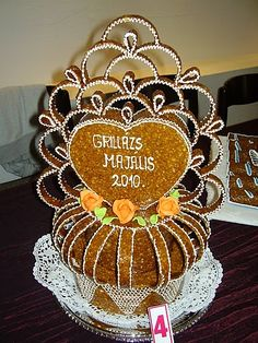 Croquembouche, Decoration, Food And Drink, Baking, Cake, Desserts, Sprouts, Decor, Tailgate Desserts