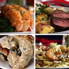 Romantic Dinners For Date Night by Tasty