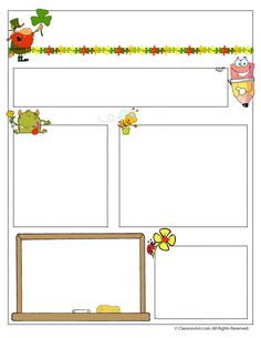 March Teacher Newsletter Template | Classroom Jr.