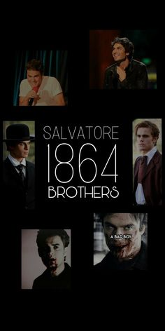 Phone wallper Salvatore Brothers// Ian Somerhalder, Paul Wesley 💘 By: Patrycja Sadkowska ❤️ Vampire Diaries Damon, The Vampires Diaries, Paul Wesley Vampire Diaries, Vampire Diaries Poster, Ian Somerhalder Vampire Diaries, Vampire Daries, Vampire Diaries Wallpaper, Vampire Diaries Seasons, Vampire Diaries Quotes