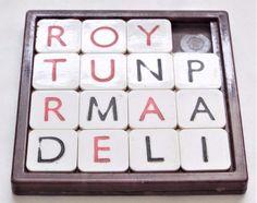 Puzzle Games, Letters, Holiday Decor, Vintage, Ebay, Letter, Vintage Comics, Fonts, Primitive