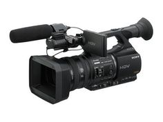 Sony HVR-Z5U HDV High Definition Handheld Professional Camcorder with 1080/24p/30p Recording Modes, Formats; HDV, DVCAM & DV
