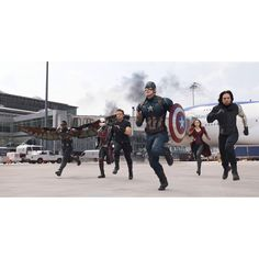 59 DAYS!!!!!!! (Also, their running faces are gold) (also also, squad goals)