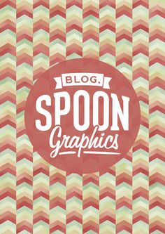 Abstract geometric background pattern - Tutorial from Blog Spoongraphics