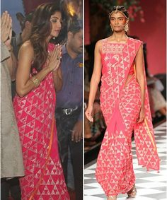 Shilpa Shetty looks gorgeous in pink banarasi Saree To purchase this product mail us at houseof2@live.com  or whatsapp us on +919833411702 for further detail #sari #saree #sarees #sareeday #sareelove #sequin #silver #traditional #ThePhotoDiary #traditionalwear #india #indian #instagood #indianwear #indooutfits #lacenet #fashion #fashion #fashionblogger #print #houseof2 #indianbride #indianwedding #indianfashion #bride #indianfashionblogger #indianstyle #indianfashion #banarasi #banarasisaree