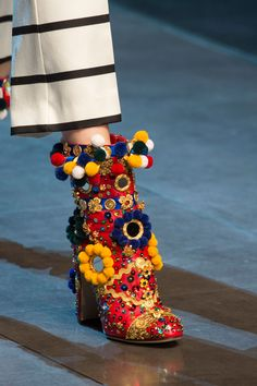 The Best Shoes From Milan Fashion Shows | Spring 2016 | The Impression