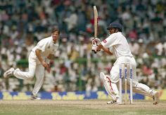 Tendulkar notched a delightful 155 not out in the first Test against Australia in Madras in March 1998, taking Shane Warne to the cleaners i...