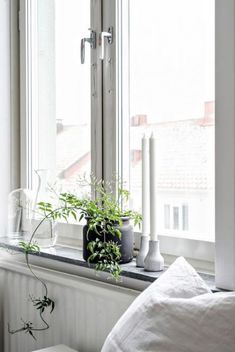 ideas bathroom window sill decor home Bathroom Window Sill Ideas, Window Sill Decor, Window Ledge, Bathroom Windows, Bathroom Plants, Bathroom Storage, Bathroom Ideas, Home Design, Interior Design